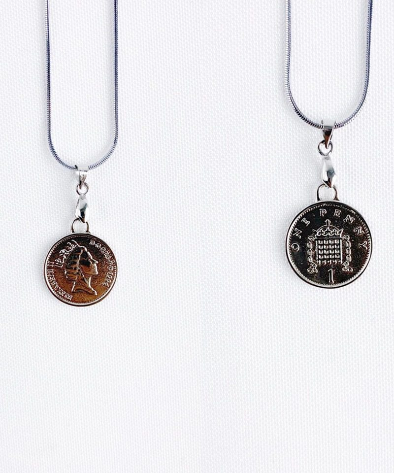 JMILLEX ONE PENNY MINIMAL CHAIN