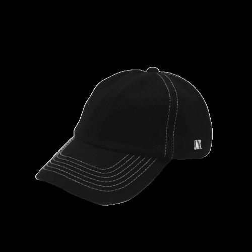 JMILLEX HEADPIECE CAP BLACK