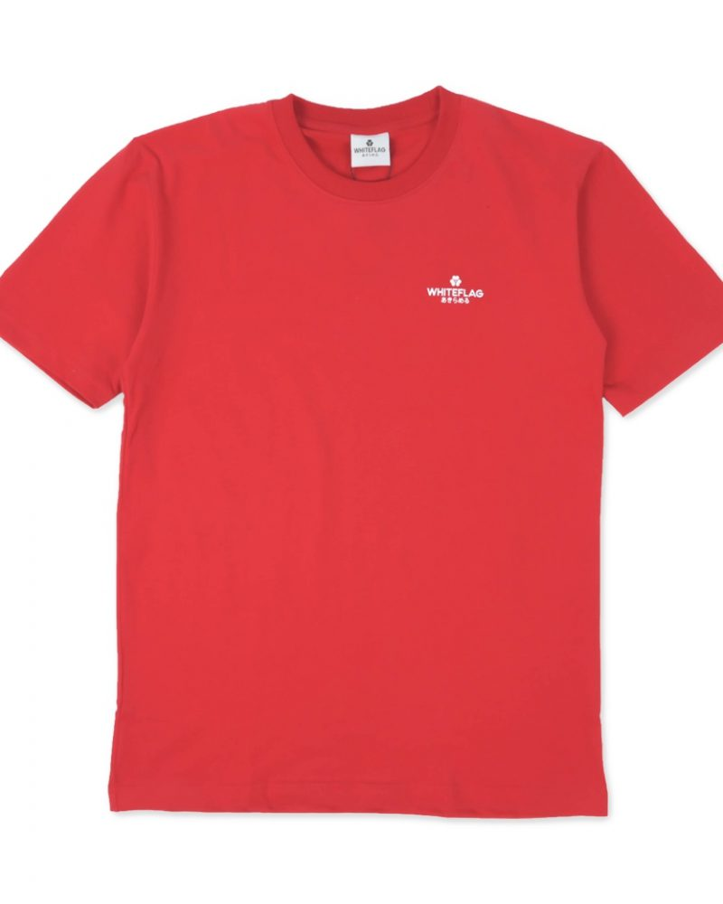 WHITEFLAG CLASSIC COLLECTION TEE RED