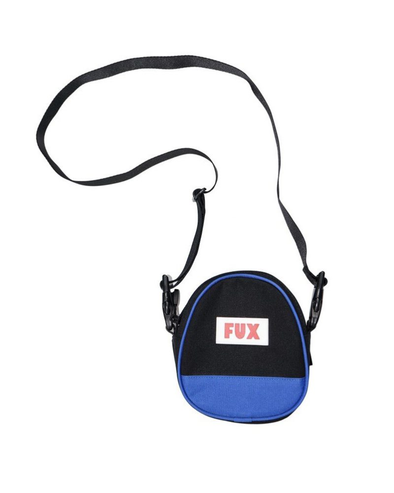 MINI SHOULDER BAG BLUE