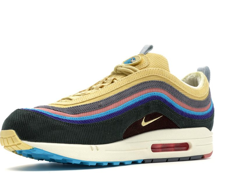 NIKE AIR MAX 1/97 SEAN WOTHERSPOON (USE LIKE NEW)
