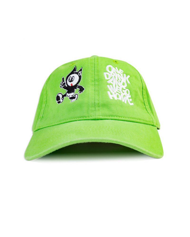 MASCOT CAP GREEN