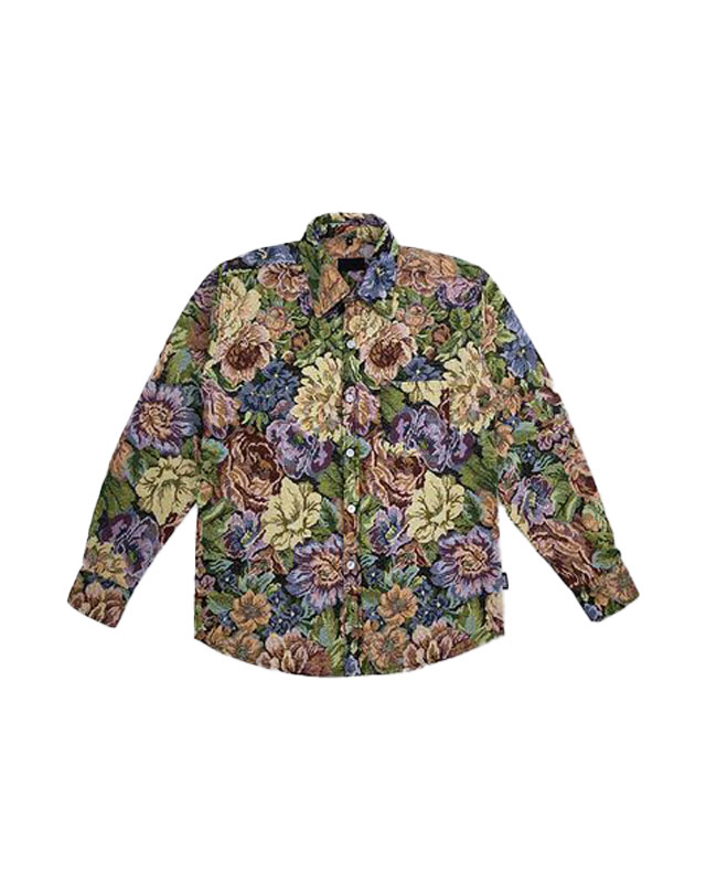 FLORAL L/S SHIRT DAY